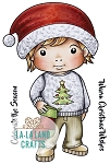 Christmas Sweater Luka Rubber Stamp