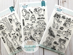 CLEAR STAMPS BUNDLE - LIMITED TIME OFFER!