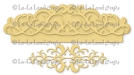 Filigree Elements Border Set Die