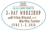 June 2018 3-Day Craft Workshop FULL PAYMENT