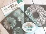 All About Lace Layering Stencils