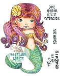 Sassy Mermaid Molli Digi