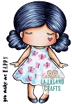 Paper Doll Marci - Happy Digi Stamp