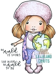 World Marci Digi Stamp