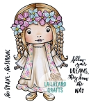 Bohemian Marci Rubber Stamp