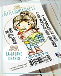 Laundry Marci Rubber Stamp