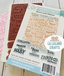 Rise and Shine Background Stamp Set
