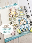 Bundle of Joy Clear Stamp Set