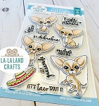 Ay Chihuahua Clear Stamp Set