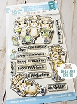 Ewe Take the Cake Clear Stamp Set