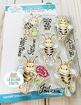 Just Bee-Cause Clear Stamp Set
