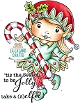 Christmas Elf Marci Digi Stamp
