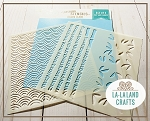 Asian Flair Layering Stencil Set