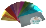 Adhesive Foil Variety Pack /12 sheets