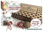 LIMITED EDITION HOLIDAY BOX 2018  - BUNDLE PRICING