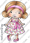 Lovely Marci Digi Stamp