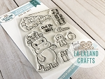 Deck the Halls Clear Stamp Set