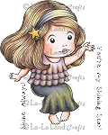 Shining Star Marci Digi Stamp