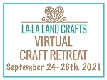Craft RETREAT 2021 - $429 FULL PAYMENT