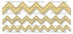 Stitched Zigzags Die