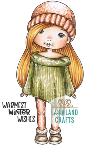 Long Sweater Molli Rubber Stamp