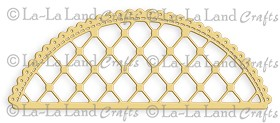 Lattice Doily Border Die